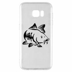 Чохол для Samsung S7 EDGE Catfish