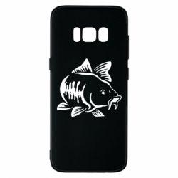 Чохол для Samsung S8 Catfish