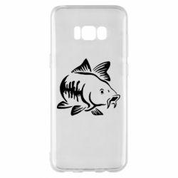 Чохол для Samsung S8+ Catfish