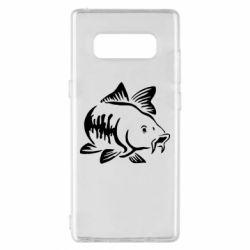 Чохол для Samsung Note 8 Catfish