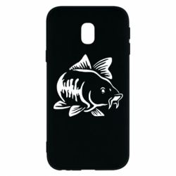 Чохол для Samsung J3 2017 Catfish