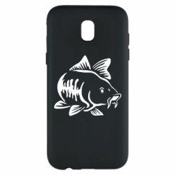 Чохол для Samsung J5 2017 Catfish