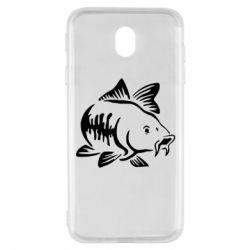 Чохол для Samsung J7 2017 Catfish
