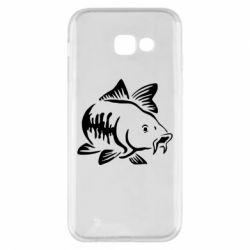 Чохол для Samsung A5 2017 Catfish