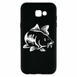 Чохол для Samsung A7 2017 Catfish