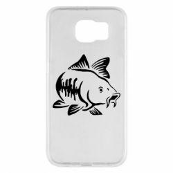 Чохол для Samsung S6 Catfish