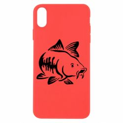 Чохол для iPhone X/Xs Catfish