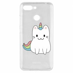 Чехол для Xiaomi Redmi 6 Caticorn