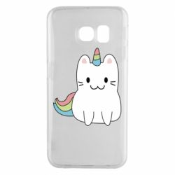 Чехол для Samsung S6 EDGE Caticorn