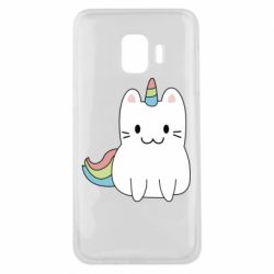 Чехол для Samsung J2 Core Caticorn