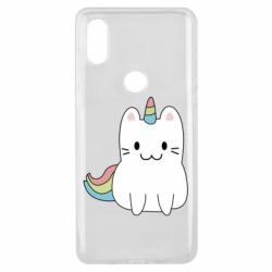 Чехол для Xiaomi Mi Mix 3 Caticorn