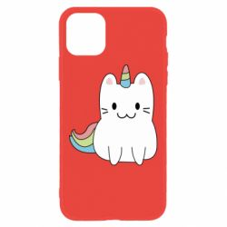 Чехол для iPhone 11 Caticorn