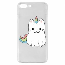 Чехол для iPhone 7 Plus Caticorn