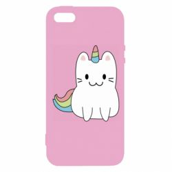 Чехол для iPhone5/5S/SE Caticorn