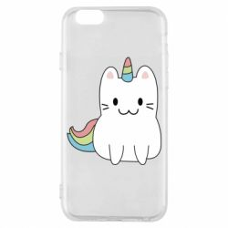 Чехол для iPhone 6/6S Caticorn