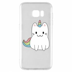 Чехол для Samsung S7 EDGE Caticorn