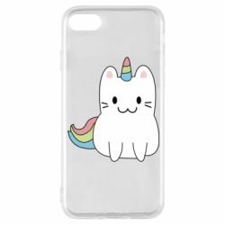 Чехол для iPhone 8 Caticorn