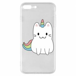 Чехол для iPhone 8 Plus Caticorn