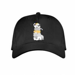 Дитяча кепка Cats