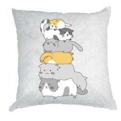 Подушка Cats