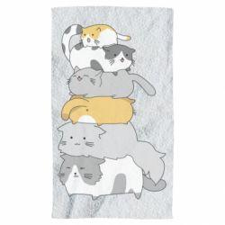 Рушник Cats