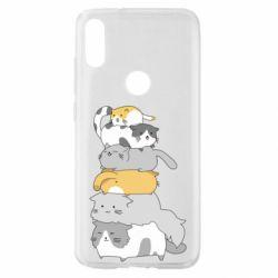 Чохол для Xiaomi Mi Play Cats