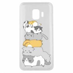 Чохол для Samsung J2 Core Cats