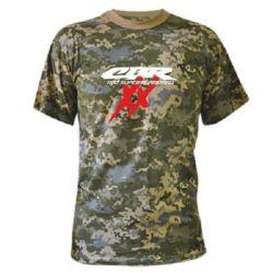 Камуфляжная футболка CBR Super Blackbird  1100 XX - FatLine