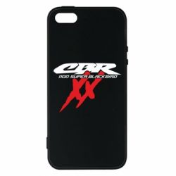 Чохол для iphone 5/5S/SE CBR Super Blackbird 1100XX