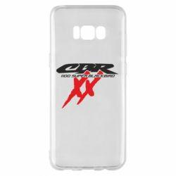 Чохол для Samsung S8+ CBR Super Blackbird 1100XX