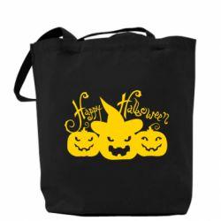 Сумка Cчастливого Хэллоуина - FatLine