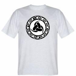 Чоловіча футболка Celtic knot circle