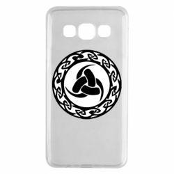 Чохол для Samsung A3 2015 Celtic knot circle
