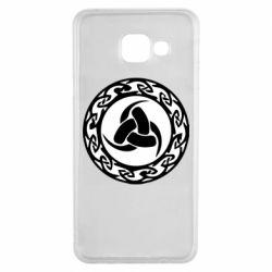 Чохол для Samsung A3 2016 Celtic knot circle