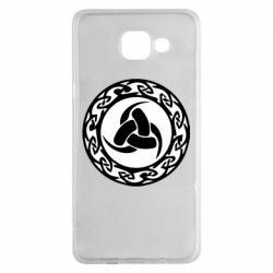 Чохол для Samsung A5 2016 Celtic knot circle