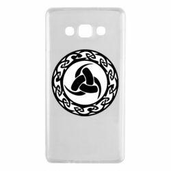 Чохол для Samsung A7 2015 Celtic knot circle