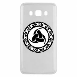 Чохол для Samsung J5 2016 Celtic knot circle
