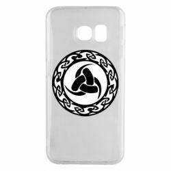 Чохол для Samsung S6 EDGE Celtic knot circle