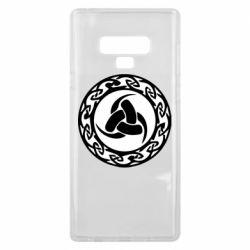Чохол для Samsung Note 9 Celtic knot circle