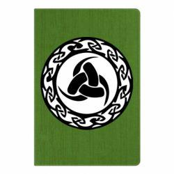 Блокнот А5 Celtic knot circle