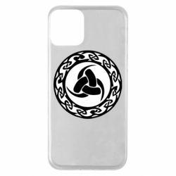 Чохол для iPhone 11 Celtic knot circle