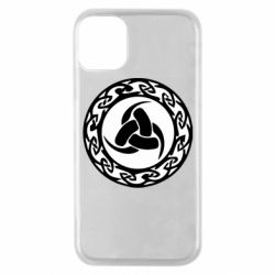 Чохол для iPhone 11 Pro Celtic knot circle