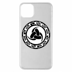 Чохол для iPhone 11 Pro Max Celtic knot circle