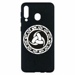 Чохол для Samsung M30 Celtic knot circle
