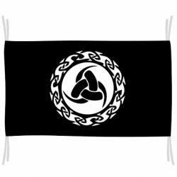 Прапор Celtic knot circle