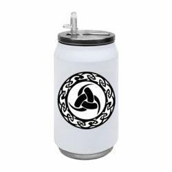 Термобанка 350ml Celtic knot circle