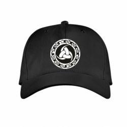 Дитяча кепка Celtic knot circle