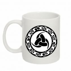 Кружка 320ml Celtic knot circle