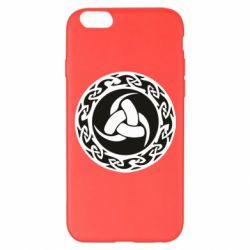 Чохол для iPhone 6 Plus/6S Plus Celtic knot circle