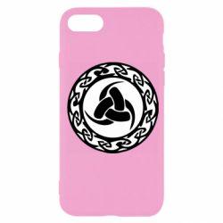 Чохол для iPhone 7 Celtic knot circle